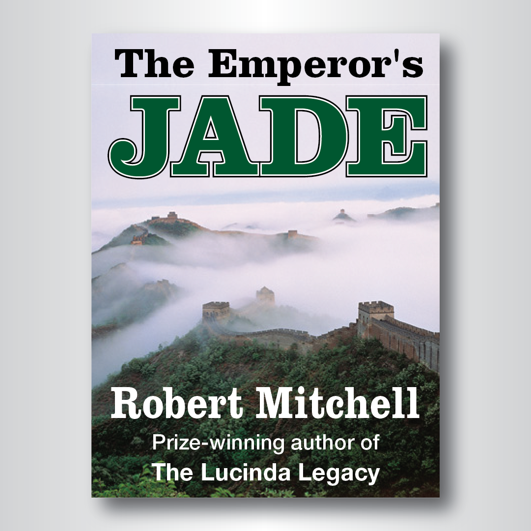 Book Cover Design by darkobovan - Entry No. 49 in the Book Cover Design Contest Book Cover Design for The Emperor's Jade.