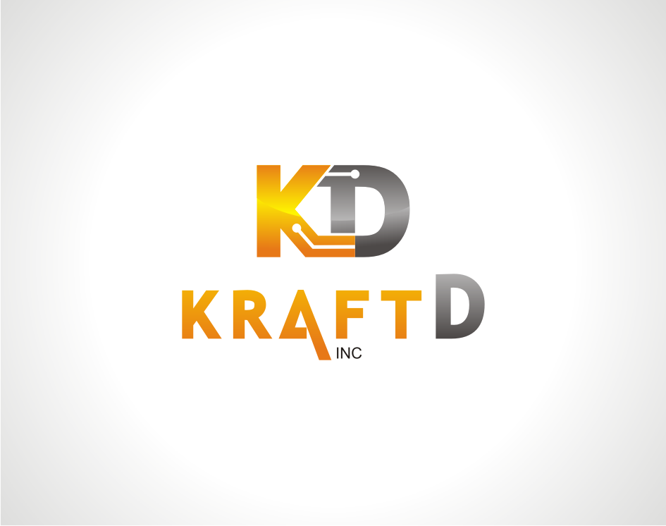 Logo Design by Armada Jamaluddin - Entry No. 505 in the Logo Design Contest Unique Logo Design Wanted for Kraft D Inc.