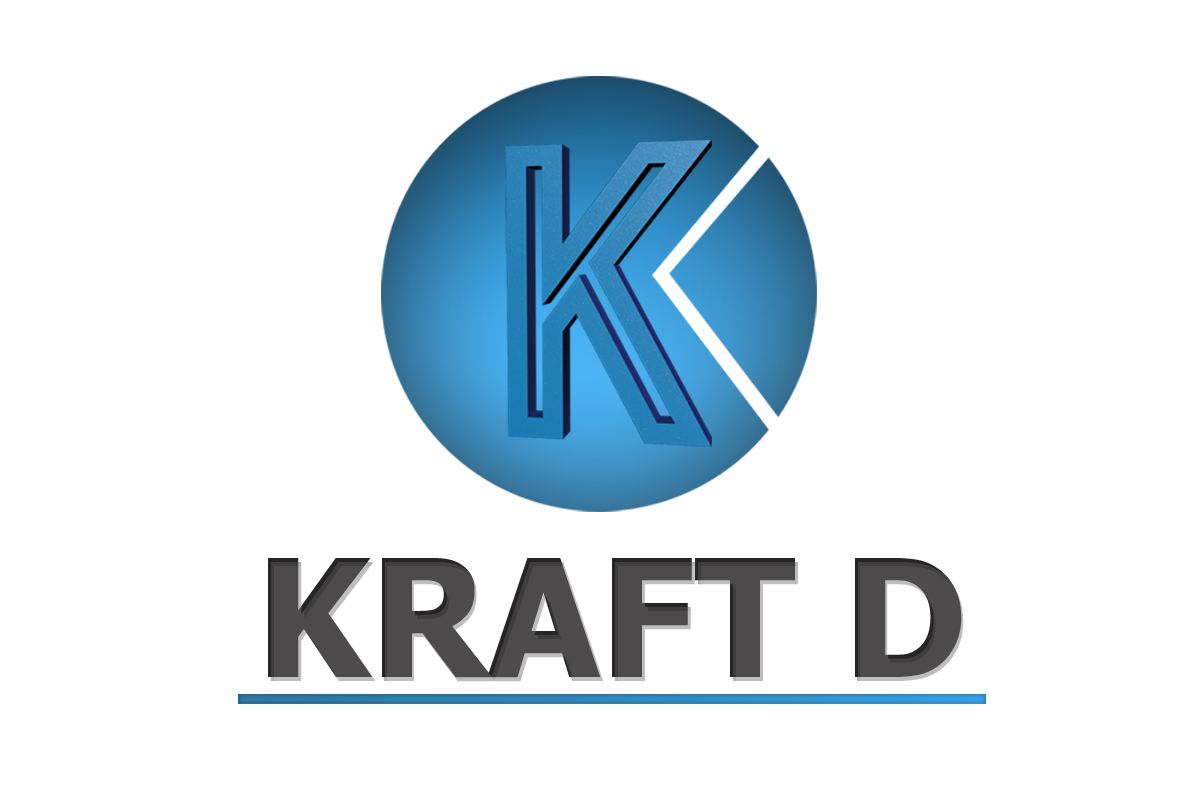 Logo Design by Srikant Budakoti - Entry No. 510 in the Logo Design Contest Unique Logo Design Wanted for Kraft D Inc.