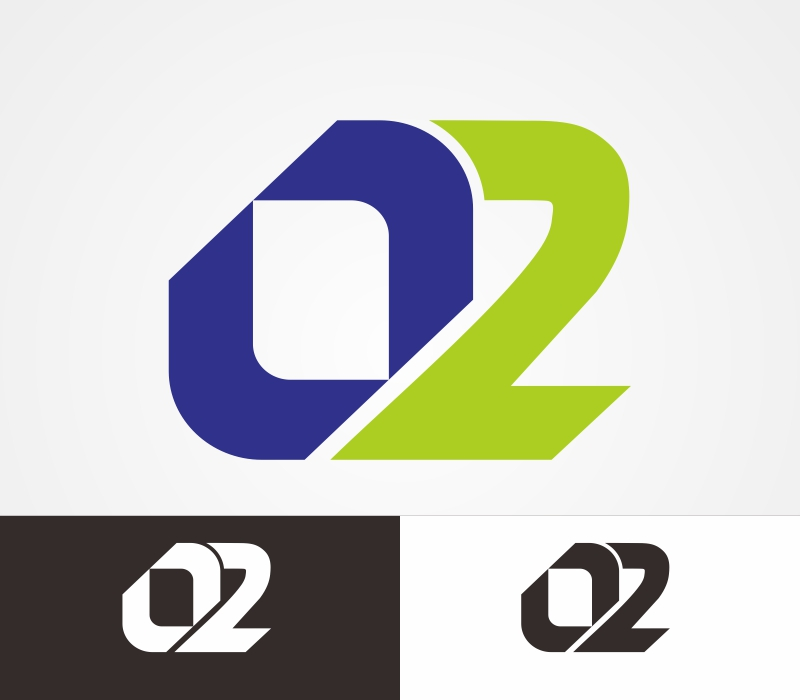 Logo Design by Mochamad anwar Rosyidi - Entry No. 118 in the Logo Design Contest Artistic Logo Design for O2.