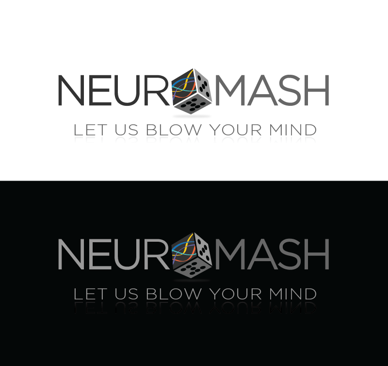Logo Design by Christina Evans - Entry No. 43 in the Logo Design Contest Unique Logo Design Wanted for NeuroMash.