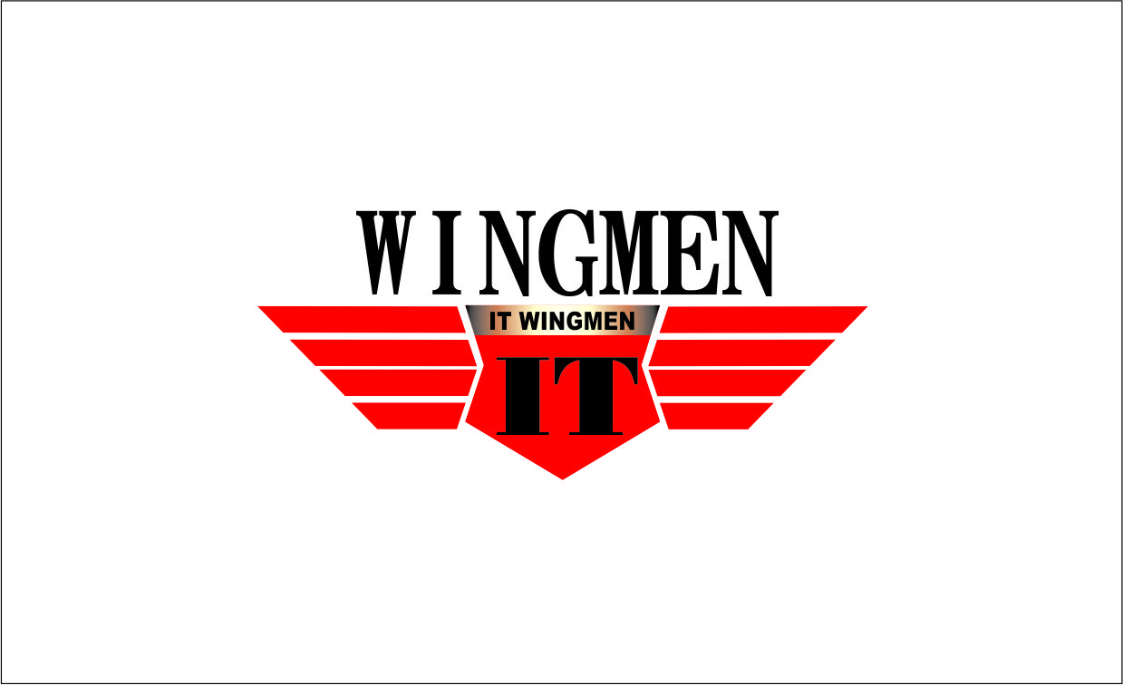 Logo Design by Agus Martoyo - Entry No. 76 in the Logo Design Contest New Logo Design for IT Wingmen.
