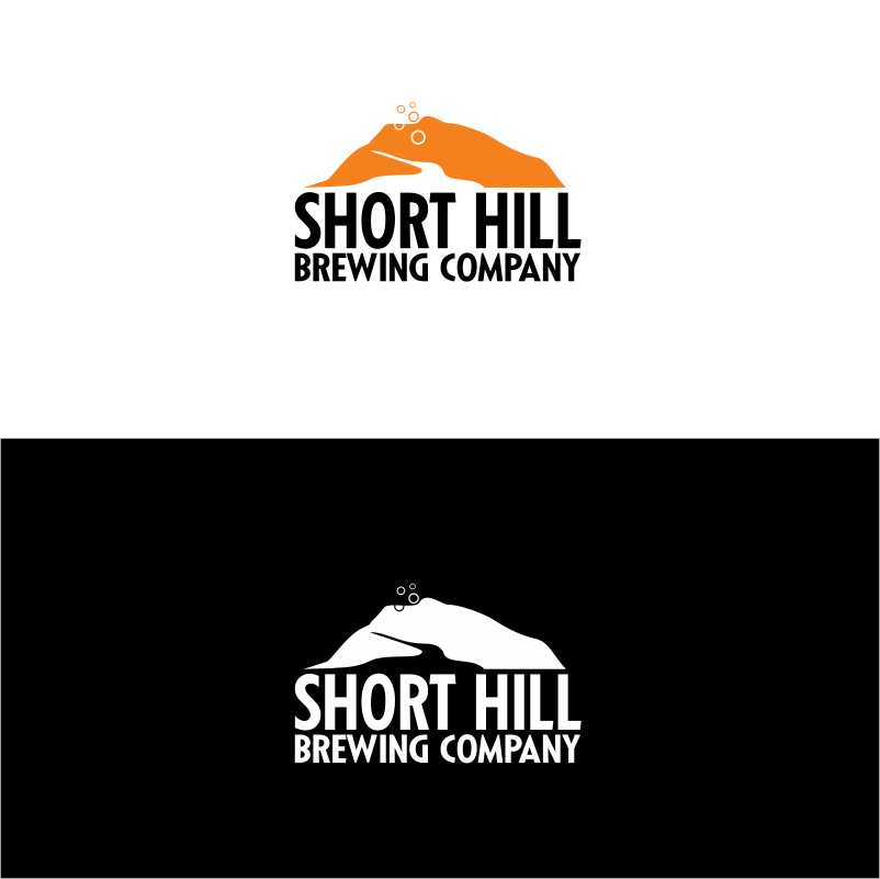 Logo Design by moisesf - Entry No. 88 in the Logo Design Contest Unique Logo Design Wanted for Short Hill Brewing Company.