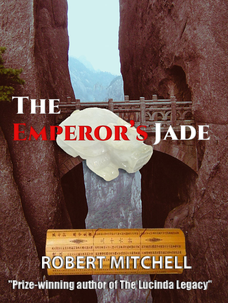 Book Cover Design by Thanasis Athanasopoulos - Entry No. 58 in the Book Cover Design Contest Book Cover Design for The Emperor's Jade.