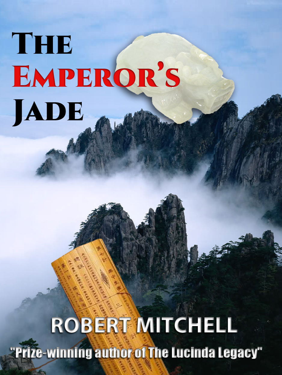Book Cover Design by Thanasis Athanasopoulos - Entry No. 60 in the Book Cover Design Contest Book Cover Design for The Emperor's Jade.