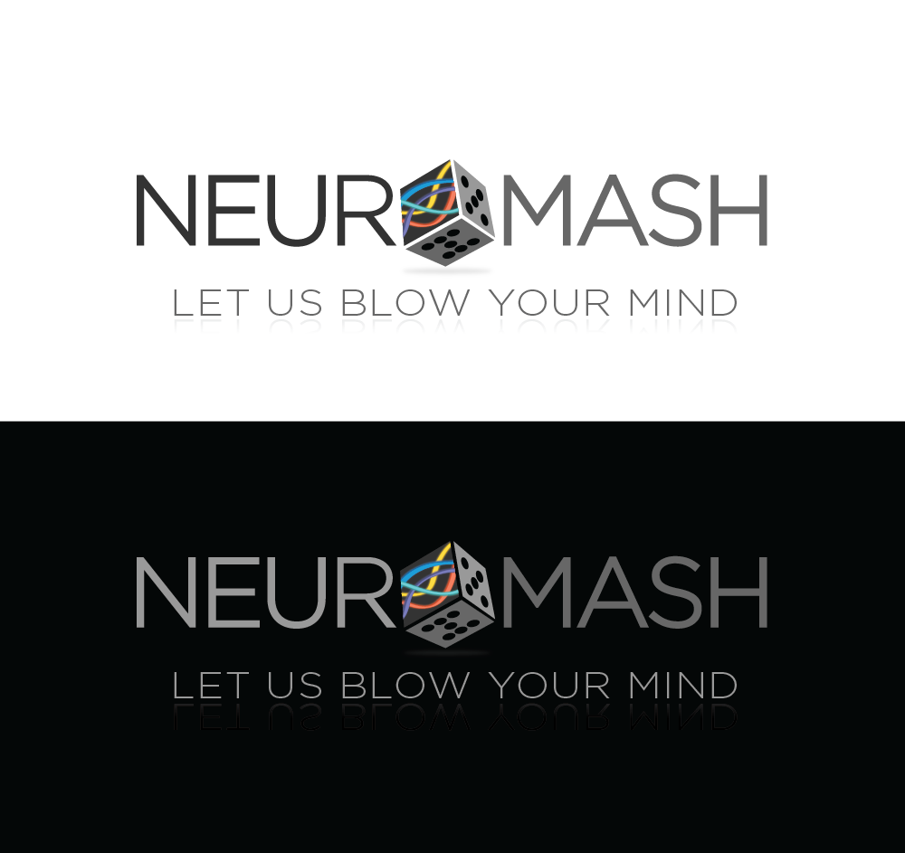 Logo Design by Christina Evans - Entry No. 45 in the Logo Design Contest Unique Logo Design Wanted for NeuroMash.