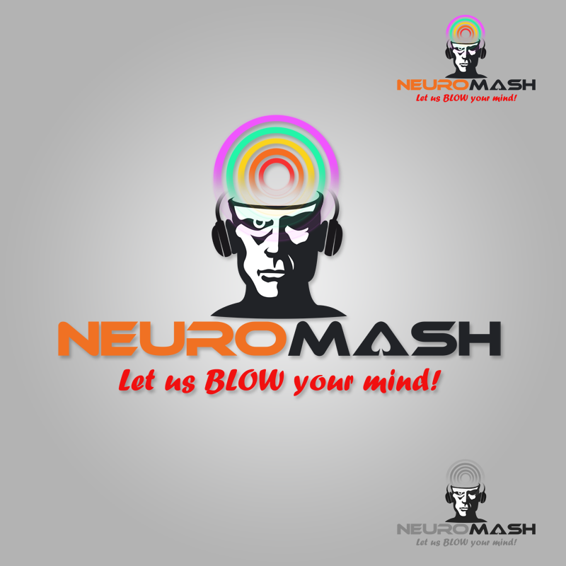 Logo Design by Private User - Entry No. 46 in the Logo Design Contest Unique Logo Design Wanted for NeuroMash.