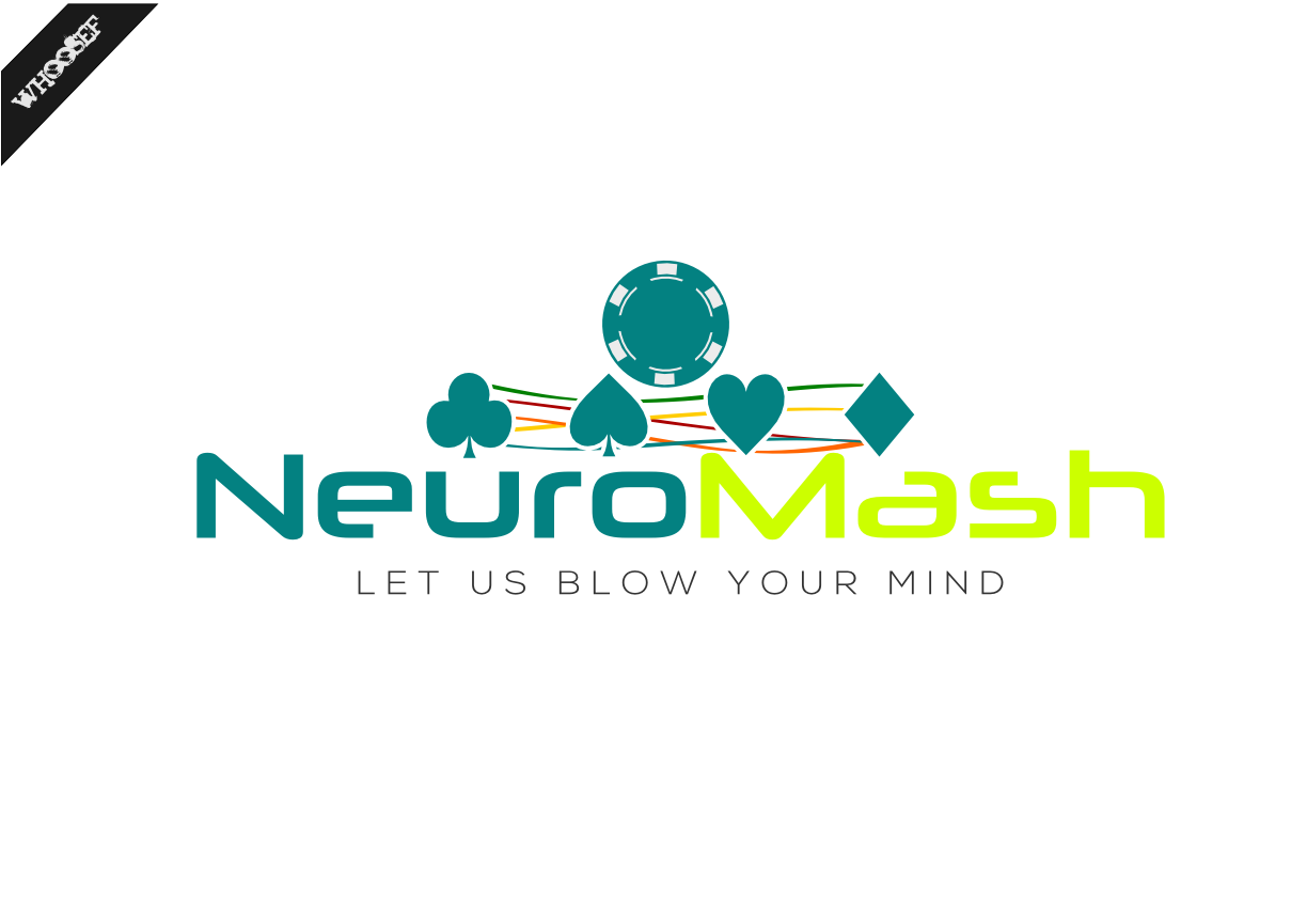 Logo Design by whoosef - Entry No. 47 in the Logo Design Contest Unique Logo Design Wanted for NeuroMash.