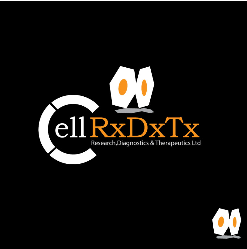 Logo Design by Khadija Syeda - Entry No. 177 in the Logo Design Contest Cell Research, Diagnostics & Therapeutics Ltd (RxDxTx).