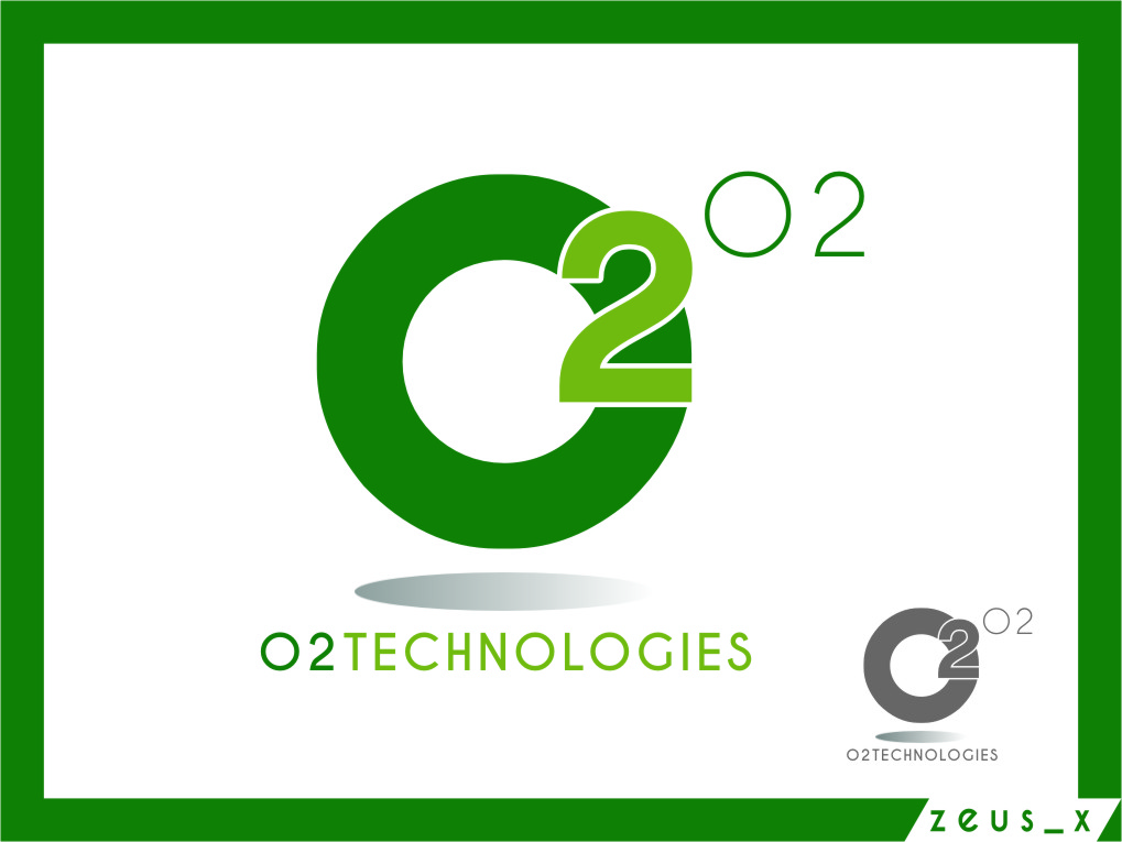 Logo Design by RasYa Muhammad Athaya - Entry No. 140 in the Logo Design Contest Artistic Logo Design for O2.