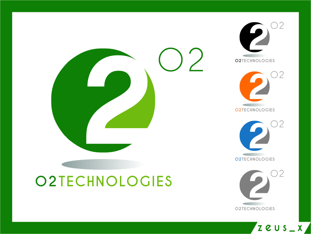 Logo Design by Ngepet_art - Entry No. 141 in the Logo Design Contest Artistic Logo Design for O2.