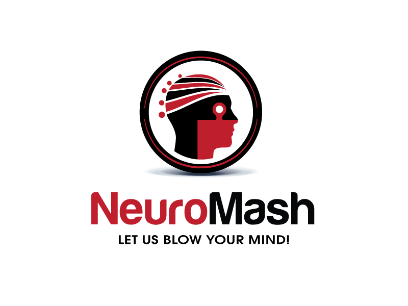 Logo Design by Laith Ibrahim - Entry No. 49 in the Logo Design Contest Unique Logo Design Wanted for NeuroMash.