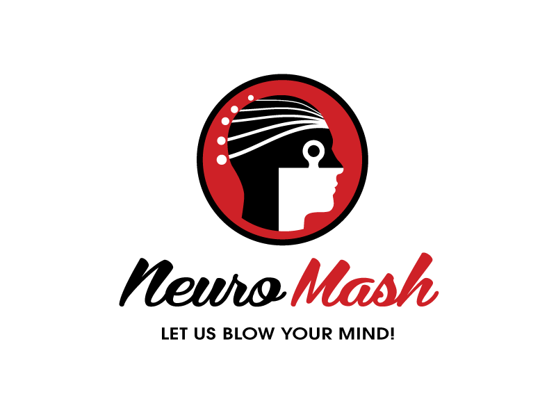 Logo Design by Laith Ibrahim - Entry No. 50 in the Logo Design Contest Unique Logo Design Wanted for NeuroMash.