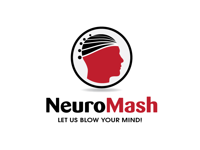 Logo Design by Laith Ibrahim - Entry No. 51 in the Logo Design Contest Unique Logo Design Wanted for NeuroMash.