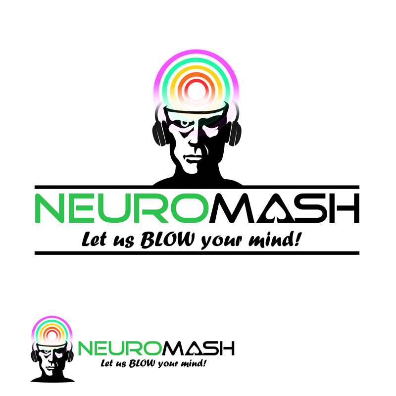 Logo Design by Robert Turla - Entry No. 53 in the Logo Design Contest Unique Logo Design Wanted for NeuroMash.