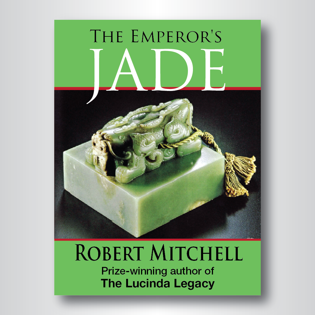 Book Cover Design by darkobovan - Entry No. 63 in the Book Cover Design Contest Book Cover Design for The Emperor's Jade.