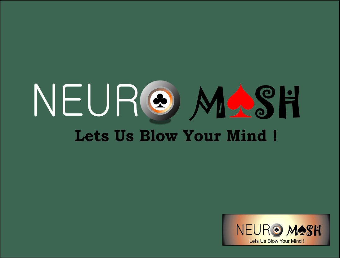 Logo Design by Agus Martoyo - Entry No. 55 in the Logo Design Contest Unique Logo Design Wanted for NeuroMash.