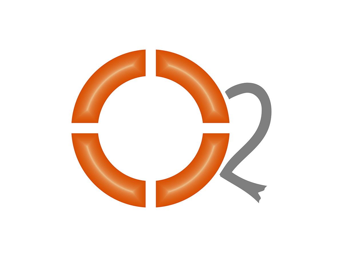 Logo Design by Prithinath - Entry No. 151 in the Logo Design Contest Artistic Logo Design for O2.