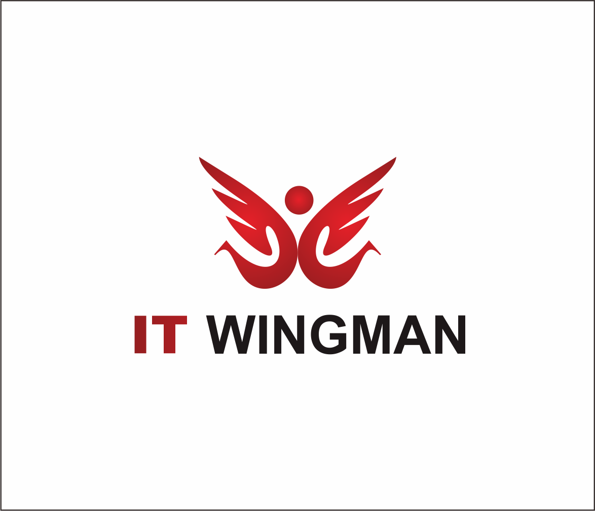 Logo Design by Armada Jamaluddin - Entry No. 90 in the Logo Design Contest New Logo Design for IT Wingmen.