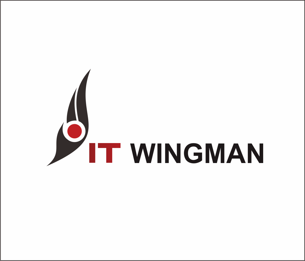 Logo Design by Armada Jamaluddin - Entry No. 91 in the Logo Design Contest New Logo Design for IT Wingmen.