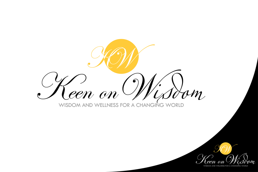Logo Design by Private User - Entry No. 17 in the Logo Design Contest Logo Design for Keen on Wisdom, Keen for Life, Keen 4 Life.