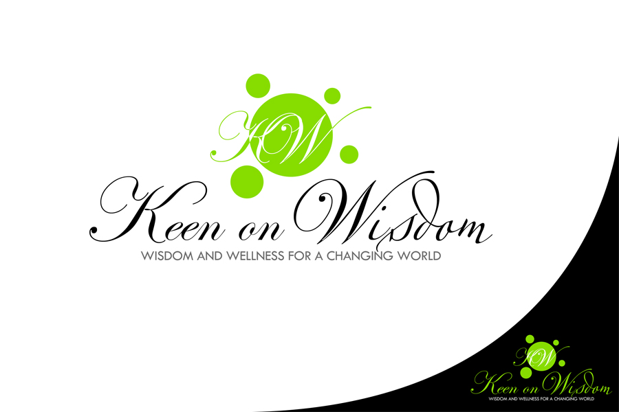Logo Design by Private User - Entry No. 18 in the Logo Design Contest Logo Design for Keen on Wisdom, Keen for Life, Keen 4 Life.