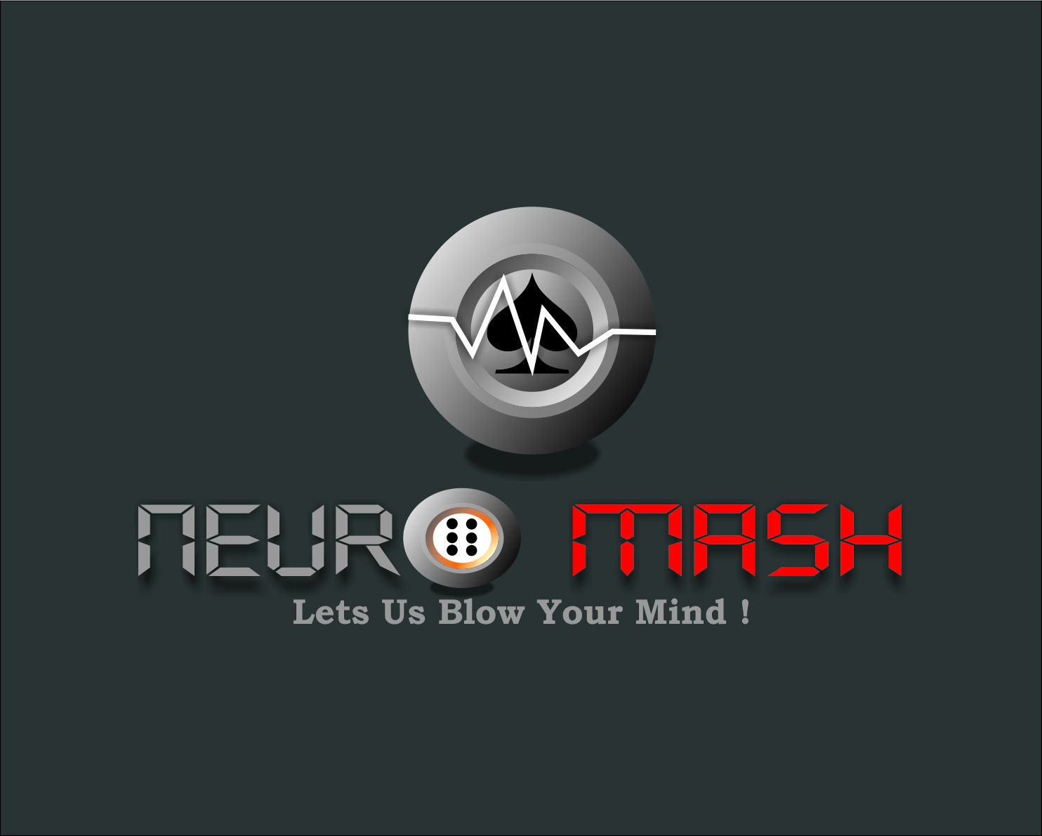 Logo Design by Agus Martoyo - Entry No. 59 in the Logo Design Contest Unique Logo Design Wanted for NeuroMash.