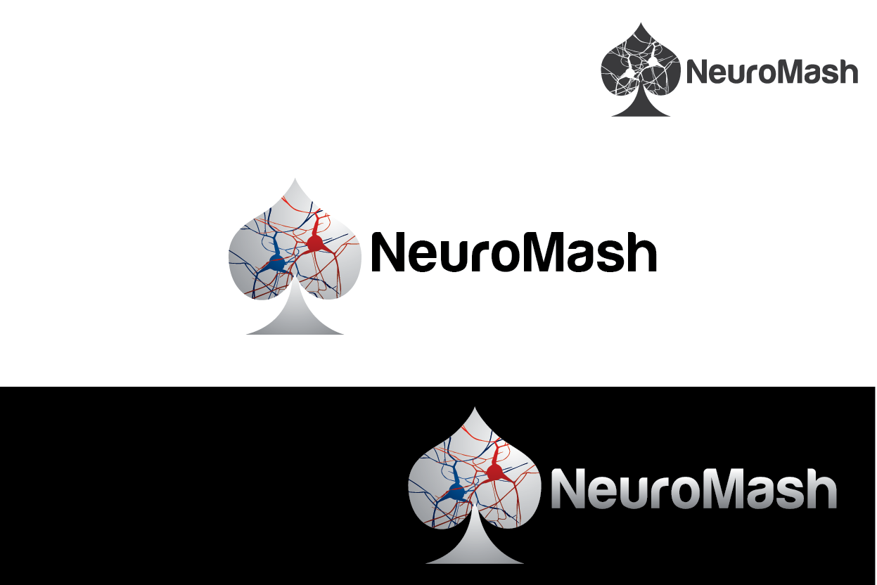 Logo Design by Private User - Entry No. 60 in the Logo Design Contest Unique Logo Design Wanted for NeuroMash.