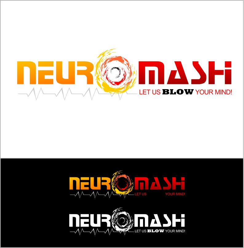Logo Design by Private User - Entry No. 64 in the Logo Design Contest Unique Logo Design Wanted for NeuroMash.