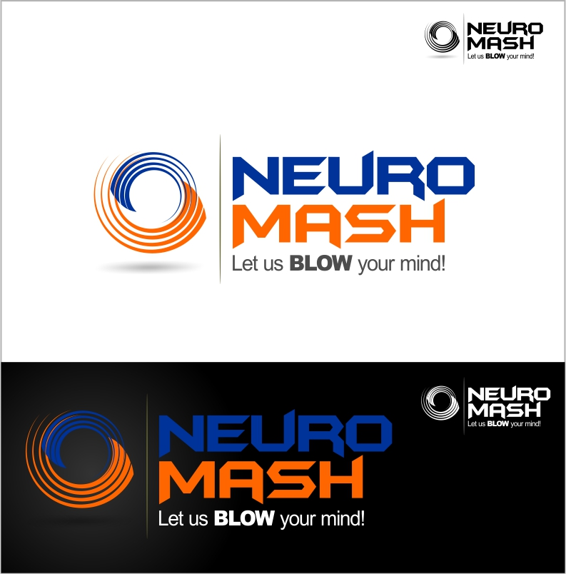 Logo Design by Private User - Entry No. 65 in the Logo Design Contest Unique Logo Design Wanted for NeuroMash.
