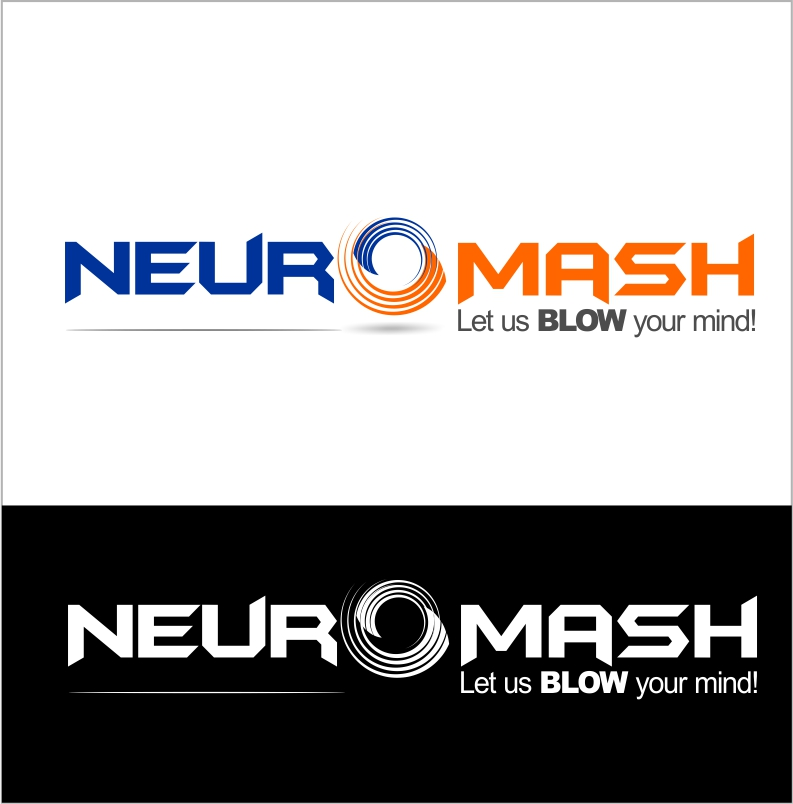Logo Design by Private User - Entry No. 66 in the Logo Design Contest Unique Logo Design Wanted for NeuroMash.