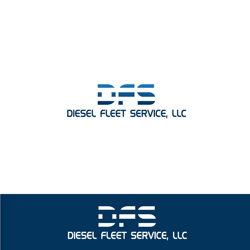 Logo Design by rockin - Entry No. 11 in the Logo Design Contest Artistic Logo Design for Diesel Fleet Service, LLC.