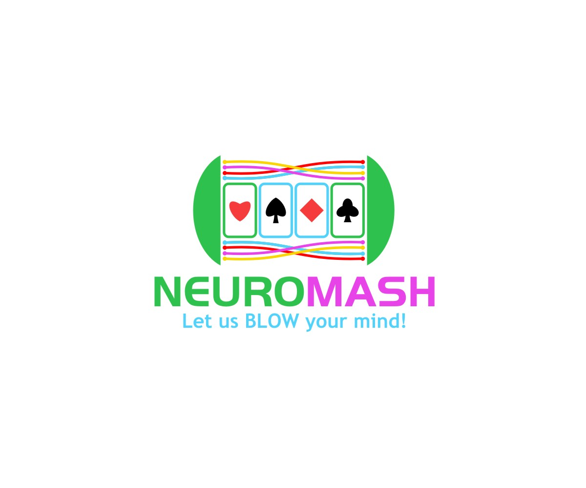 Logo Design by untung - Entry No. 74 in the Logo Design Contest Unique Logo Design Wanted for NeuroMash.
