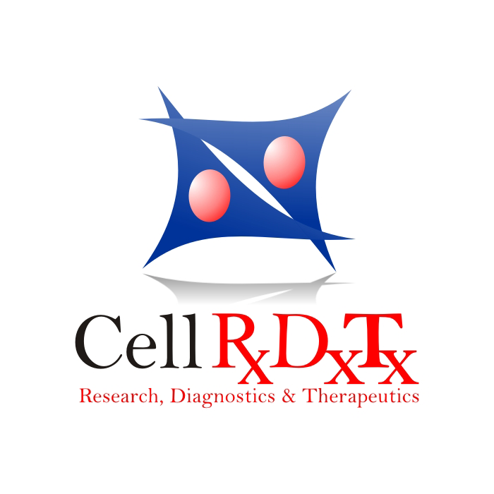 Logo Design by aspstudio - Entry No. 191 in the Logo Design Contest Cell Research, Diagnostics & Therapeutics Ltd (RxDxTx).