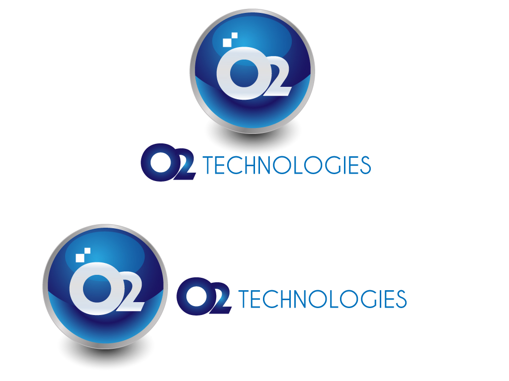 Logo Design by Jagdeep Singh - Entry No. 168 in the Logo Design Contest Artistic Logo Design for O2.