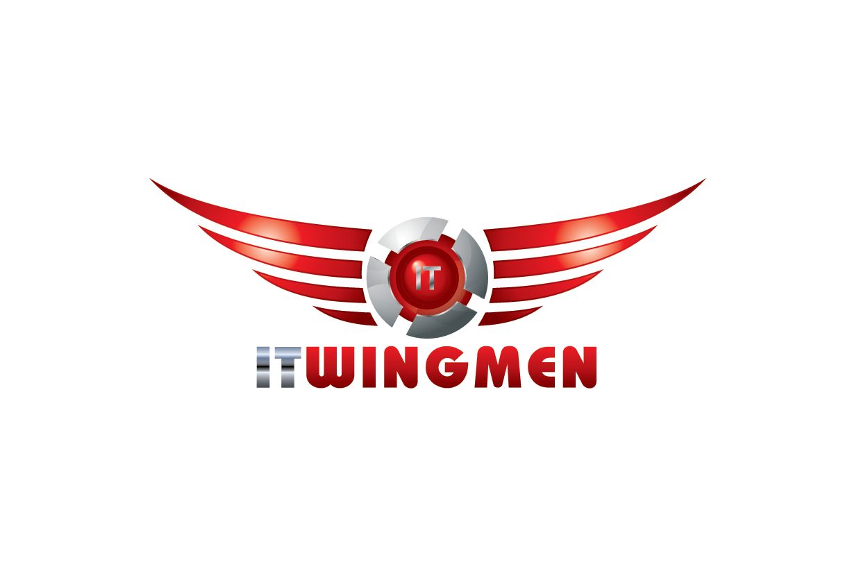 Logo Design by Private User - Entry No. 93 in the Logo Design Contest New Logo Design for IT Wingmen.