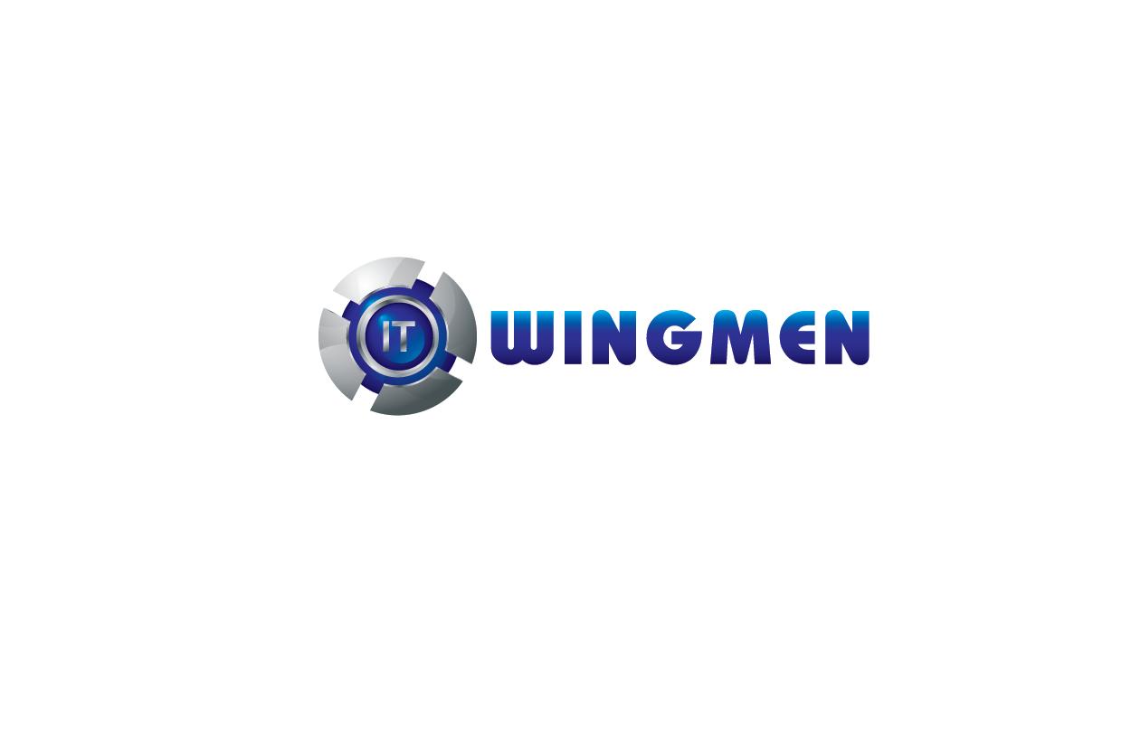 Logo Design by Private User - Entry No. 94 in the Logo Design Contest New Logo Design for IT Wingmen.