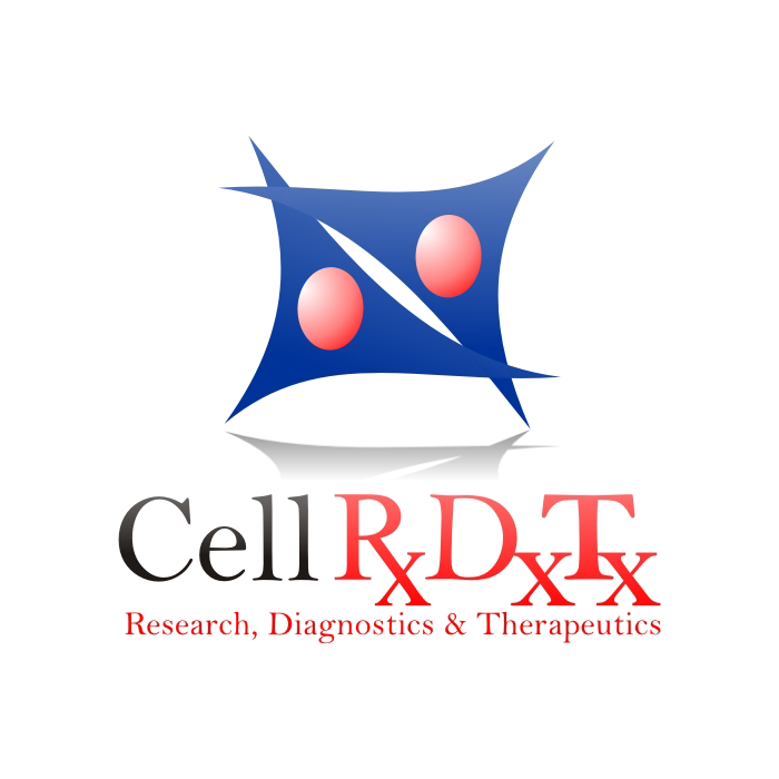 Logo Design by aspstudio - Entry No. 192 in the Logo Design Contest Cell Research, Diagnostics & Therapeutics Ltd (RxDxTx).