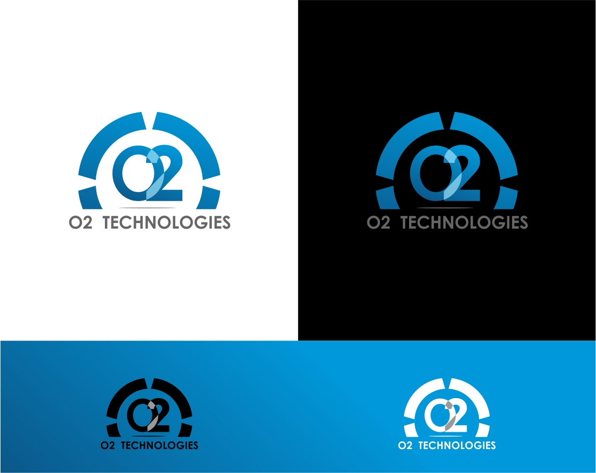 Logo Design by haidu - Entry No. 173 in the Logo Design Contest Artistic Logo Design for O2.