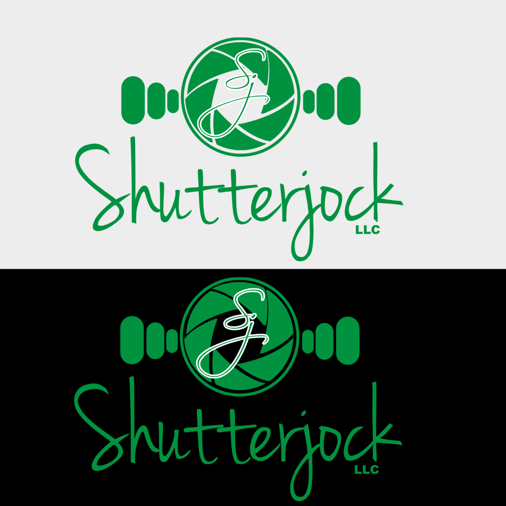 Logo Design by Bobby Yoga P - Entry No. 4 in the Logo Design Contest Unique Logo Design Wanted for Shutterjock LLC.