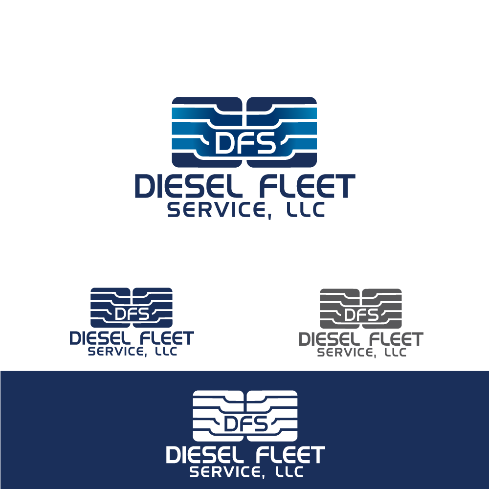 Logo Design by rockin - Entry No. 13 in the Logo Design Contest Artistic Logo Design for Diesel Fleet Service, LLC.