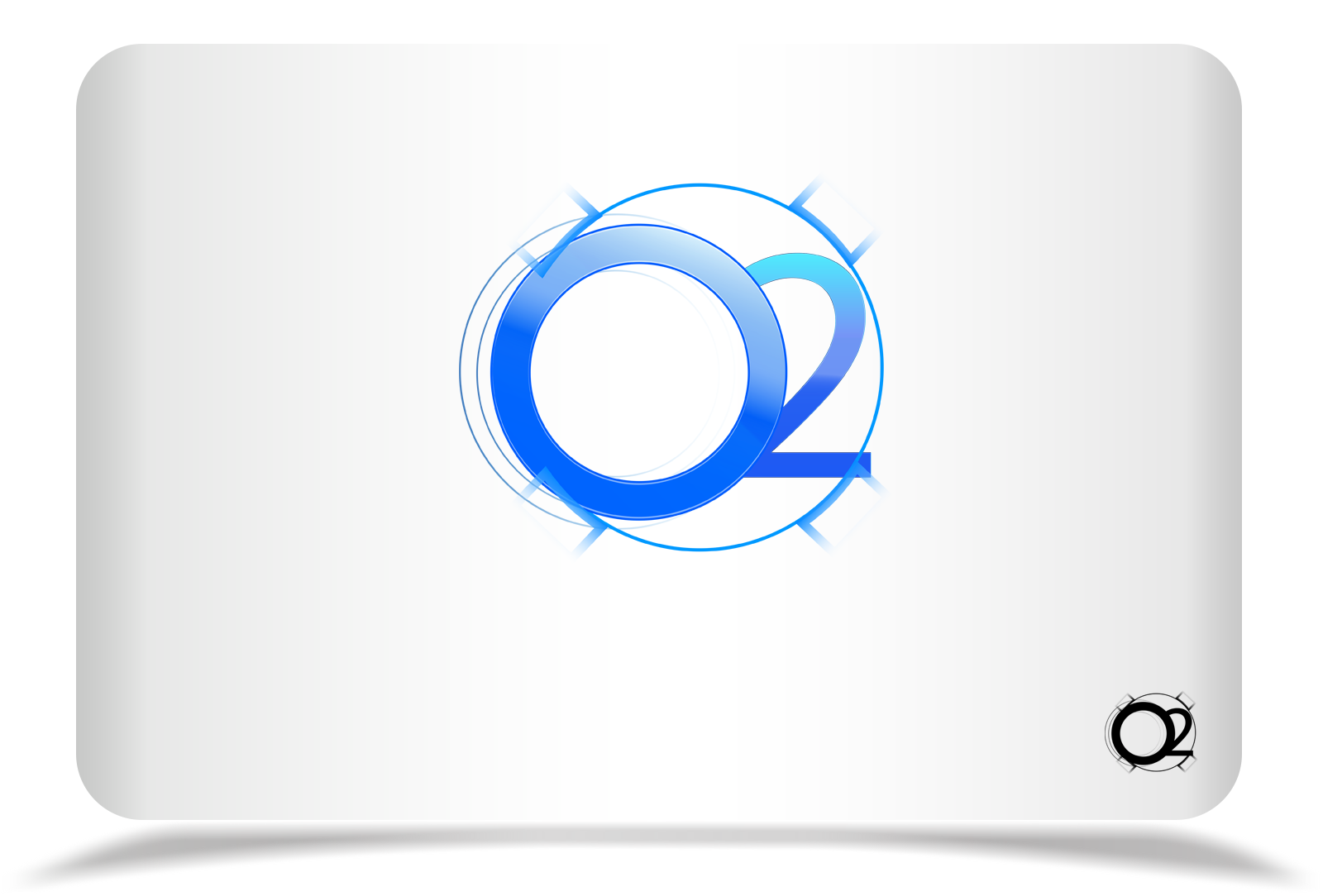 Logo Design by Rozsa Matyas - Entry No. 177 in the Logo Design Contest Artistic Logo Design for O2.
