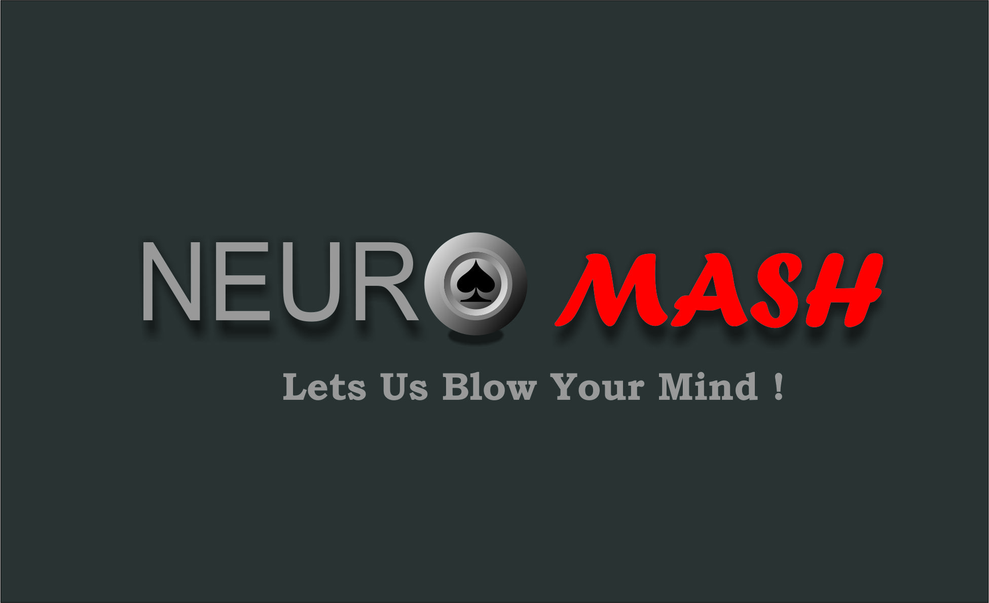 Logo Design by Agus Martoyo - Entry No. 77 in the Logo Design Contest Unique Logo Design Wanted for NeuroMash.