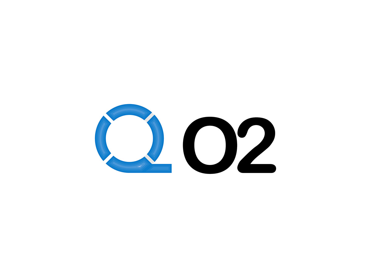 Logo Design by Prithinath - Entry No. 180 in the Logo Design Contest Artistic Logo Design for O2.