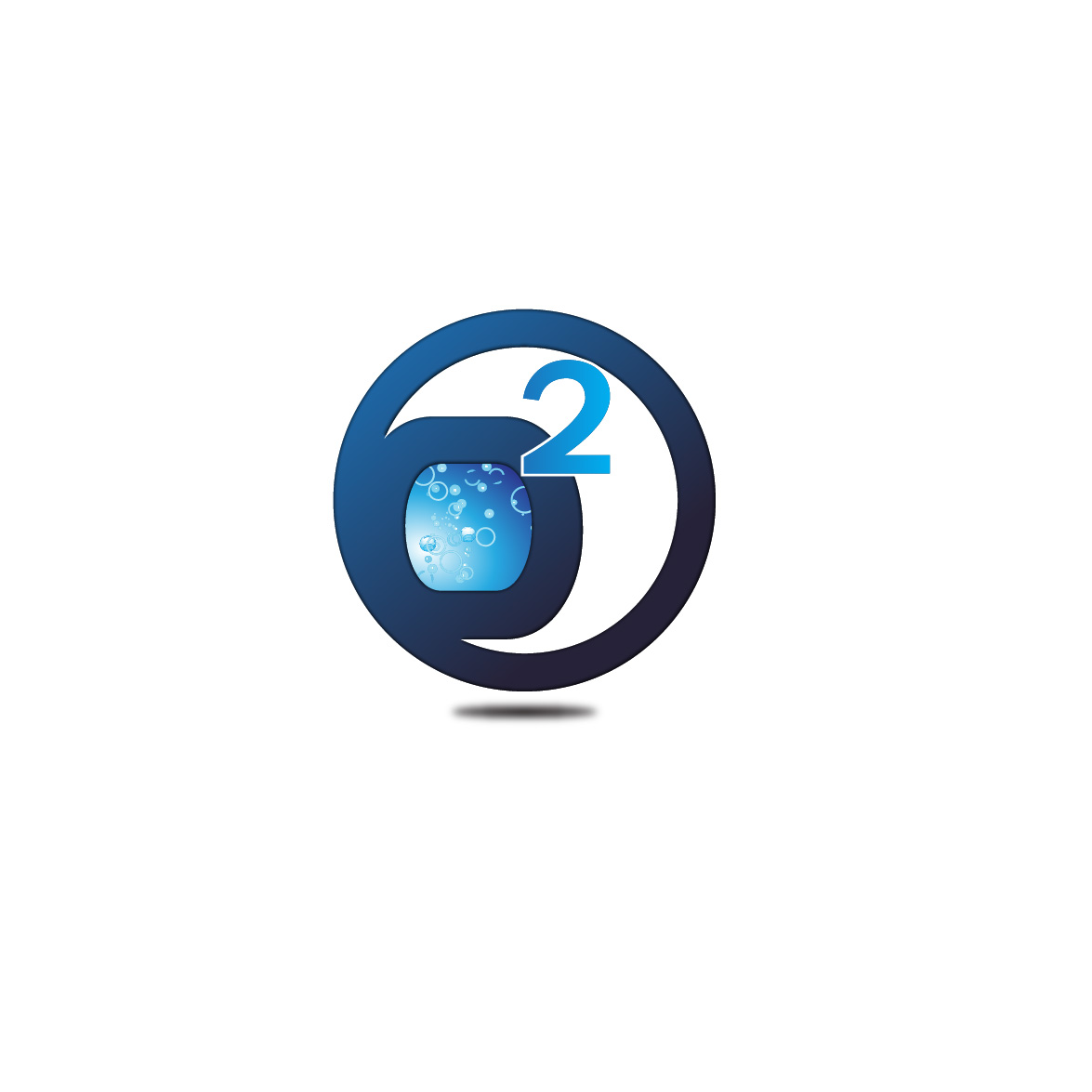 Logo Design by Robert Engi - Entry No. 183 in the Logo Design Contest Artistic Logo Design for O2.