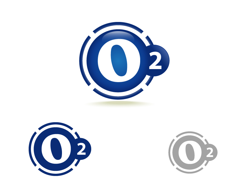 Logo Design by Richard Soriano - Entry No. 190 in the Logo Design Contest Artistic Logo Design for O2.