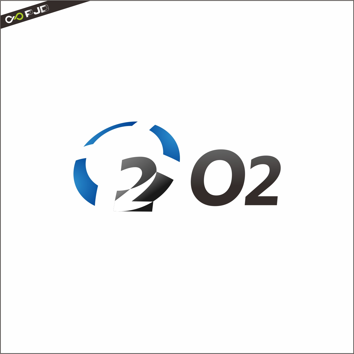 Logo Design by PJD - Entry No. 193 in the Logo Design Contest Artistic Logo Design for O2.