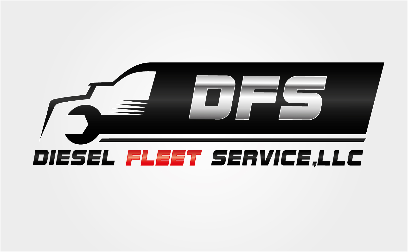 Logo Design by VENTSISLAV KOVACHEV - Entry No. 17 in the Logo Design Contest Artistic Logo Design for Diesel Fleet Service, LLC.