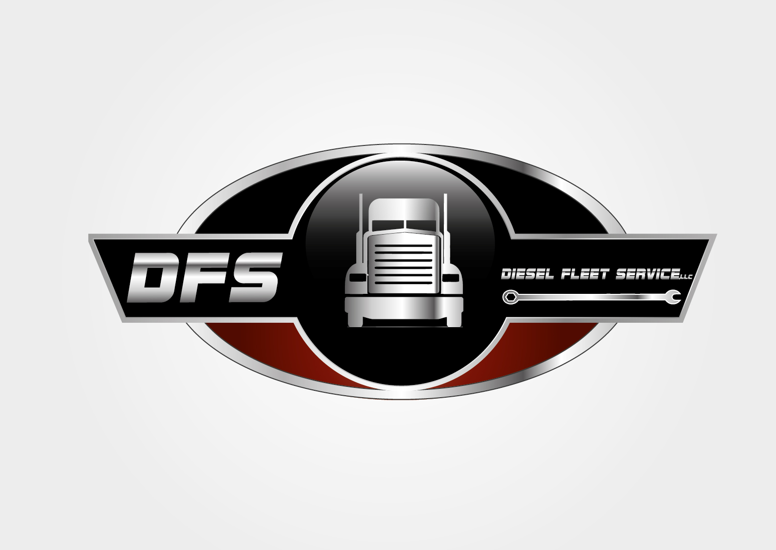 Logo Design by VENTSISLAV KOVACHEV - Entry No. 18 in the Logo Design Contest Artistic Logo Design for Diesel Fleet Service, LLC.