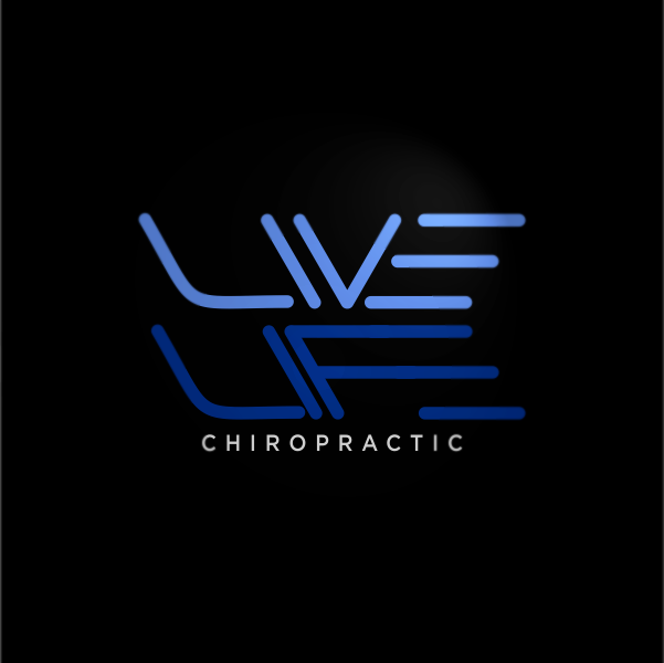 Logo Design by Private User - Entry No. 45 in the Logo Design Contest Captivating Logo Design for LiveLife Chiropractic.